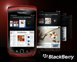 Blackberry 6 OS devices now support web fonts